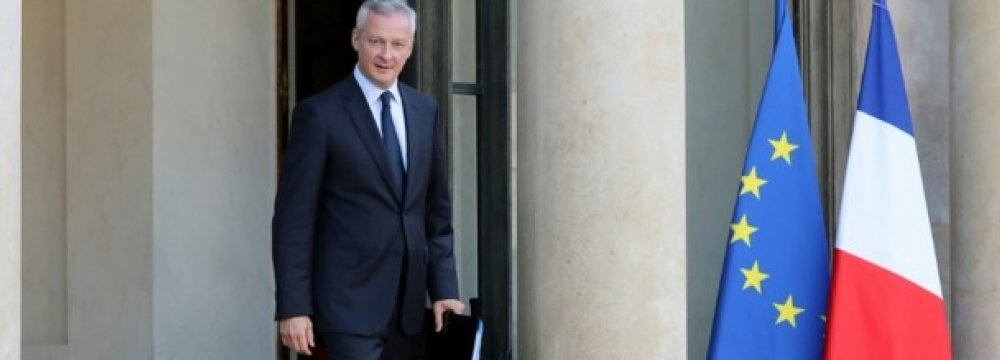 France Slams Silicon Valley for Skirting Tax in Europe