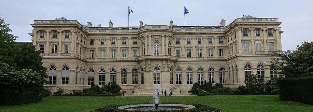 France Says E3 Moving INSTEX Forward