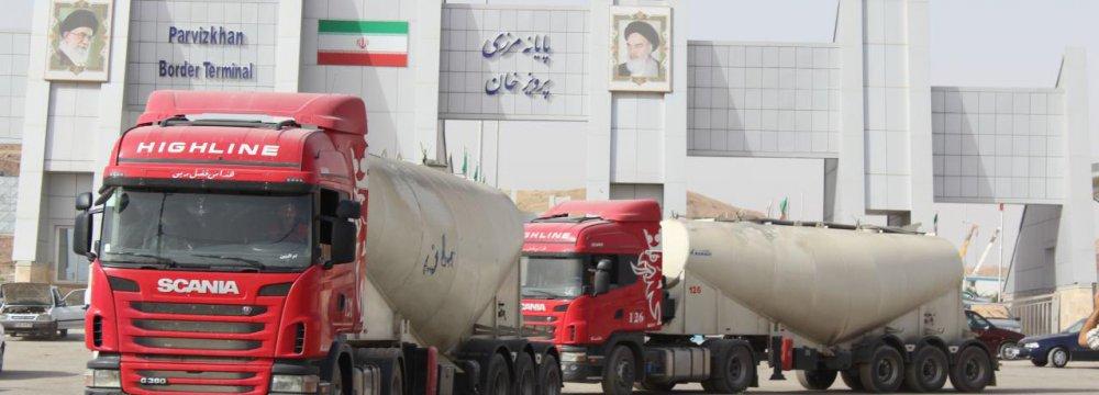 Update on Iran's Border Crossings Amid Virus Outbreak