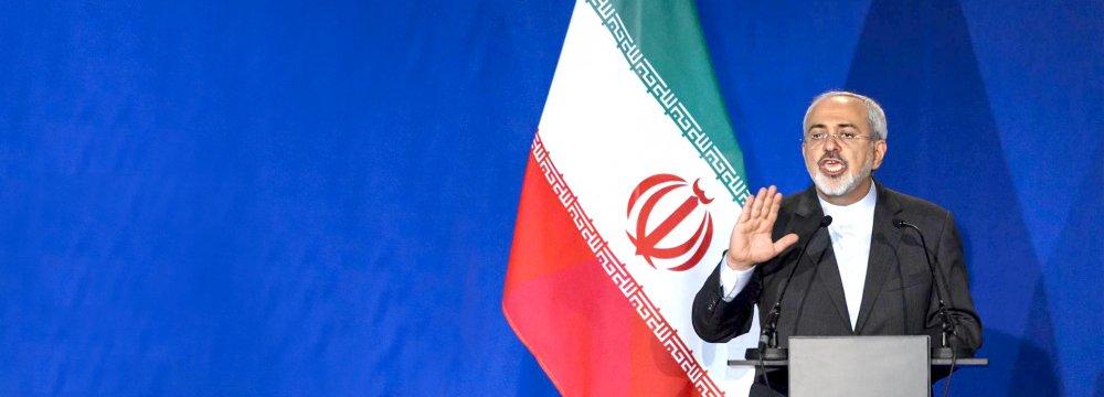 Zarif Testing Diplomatic Skills to Help End Arab Crisis