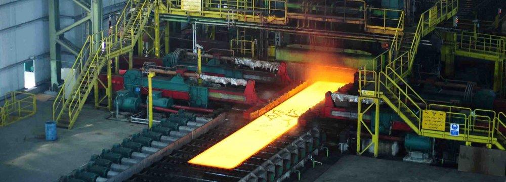 KSC Becomes Iran's Biggest Steel Exporter