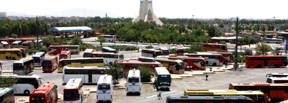 Intercity Bus Fleet in Dire Need of Renovation