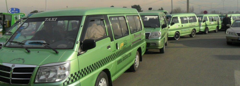 13,000 Aging Passenger Vans Need Upgrades