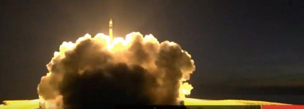 Rocket Lab Launches 3 Experimental Satellites