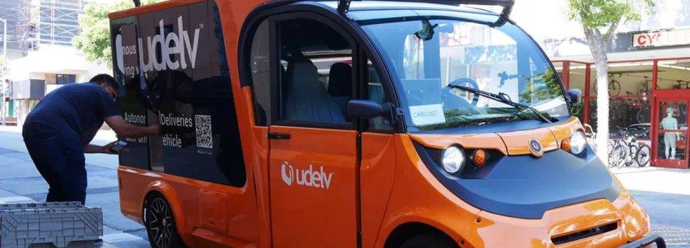 Autonomous Delivery Trucks to Hit California Roads