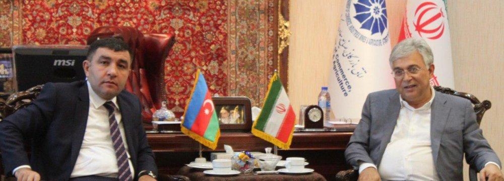 Tehran, Baku Expanding Automotive Ties