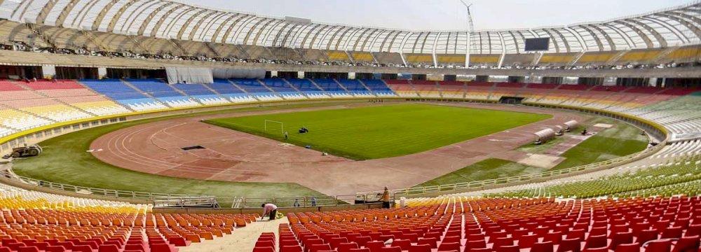 Isfahan Stadium Gets WiFi, Fiber Optic Connection