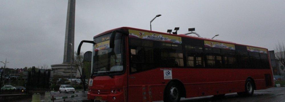 Tehran Bus Tours Become a Permanent Fixture