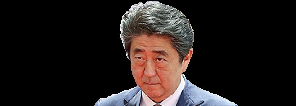 Report: Abe to Visit Next Week