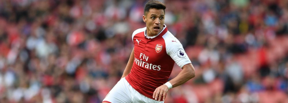 Alexis Sanchez Completes Manchester United Medical