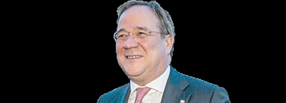 Merkel's Party Picks New Leader