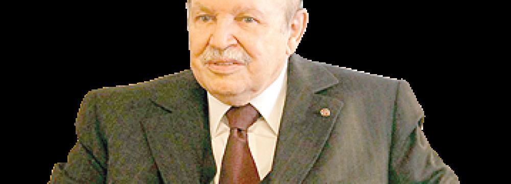 Algeria's Ex-President  Abdelaziz Bouteflika Dies