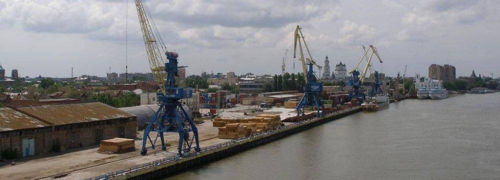 Caspian Ports Development Beckons Iranian Investors