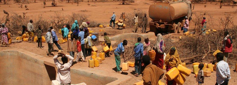 Rising Temperatures Hurting Poor Countries
