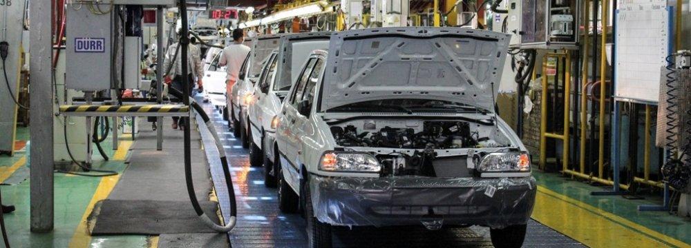 Iran auto news | Financial Tribune