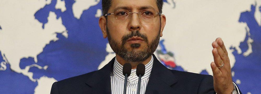 UN Resolution on Iran's Human Rights Situation Slammed