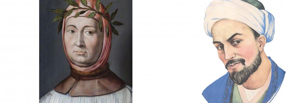Seminars on Classic  Poets Sa'di, Petrarch