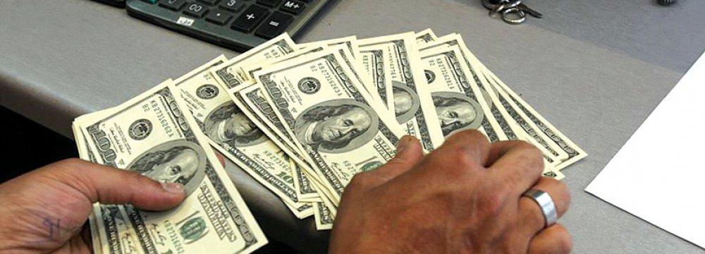 USD, Gold Register Big Gains in Tehran