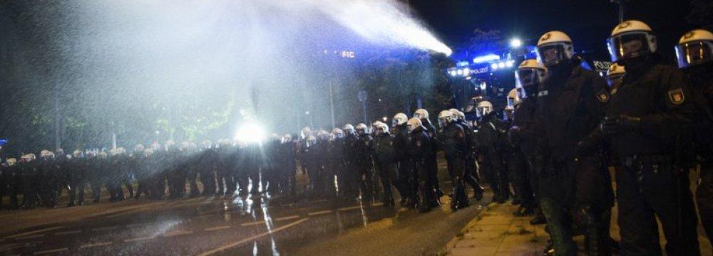 G-20 Leaders Set to Face Huge Protests at Hamburg Summit