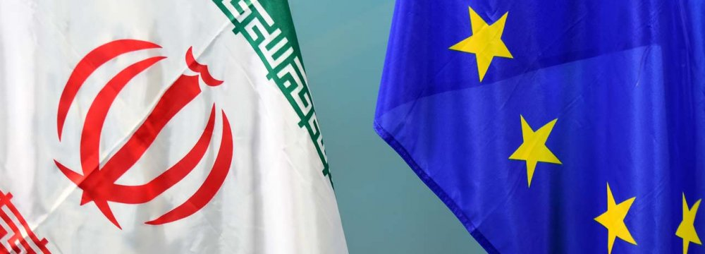Iranian Entities Delisted From EU Sanctions