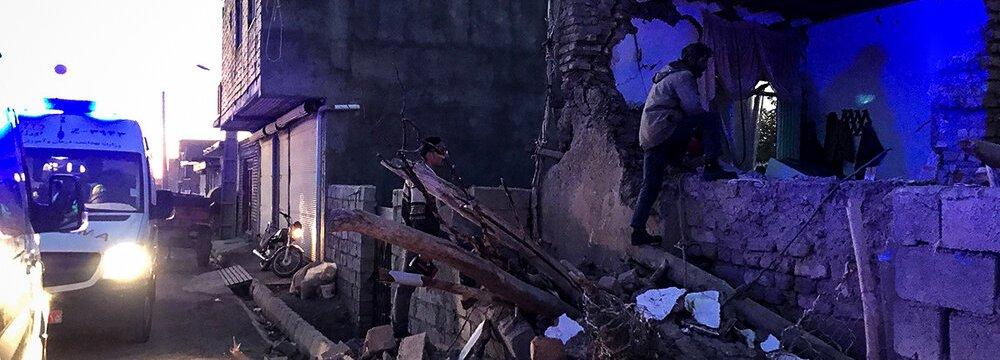 6 Killed, Hundreds Injured in East Azarbaijan's 5.9 Magnitude Quake
