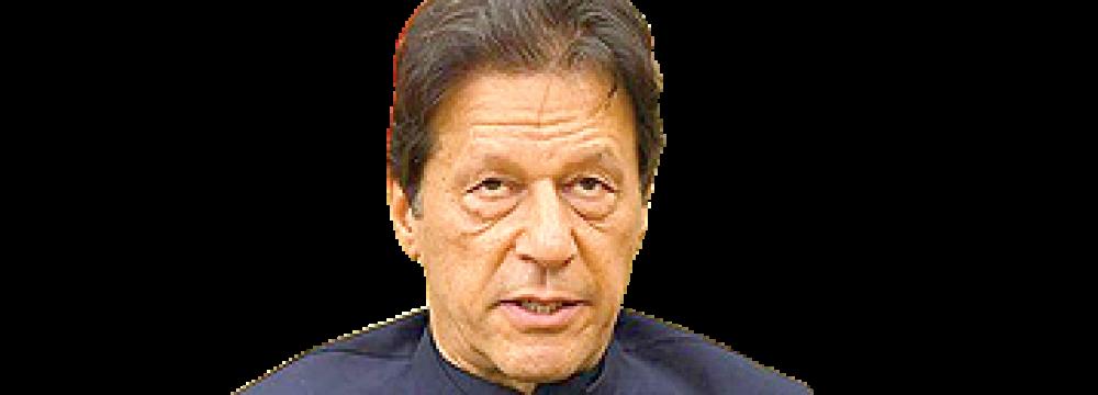 Imran Khan Upbeat on Thaw in Iran-US Ties