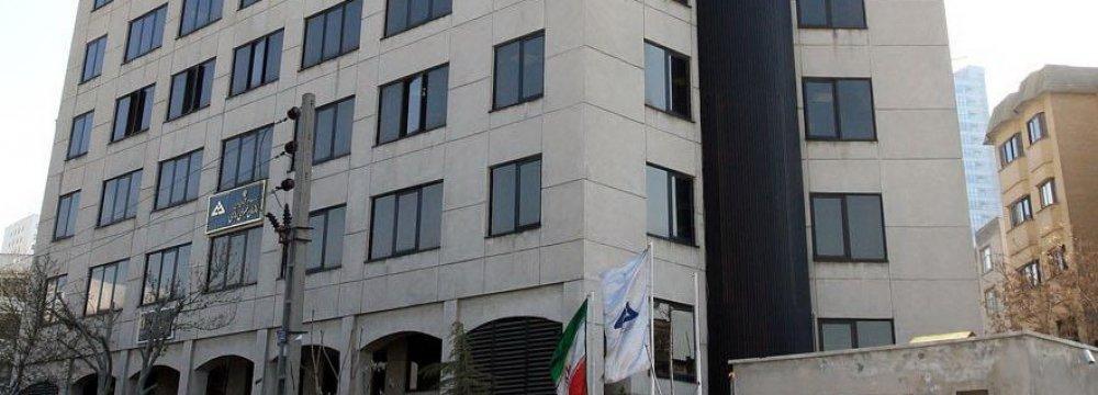 IPO's headquarters in Tehran