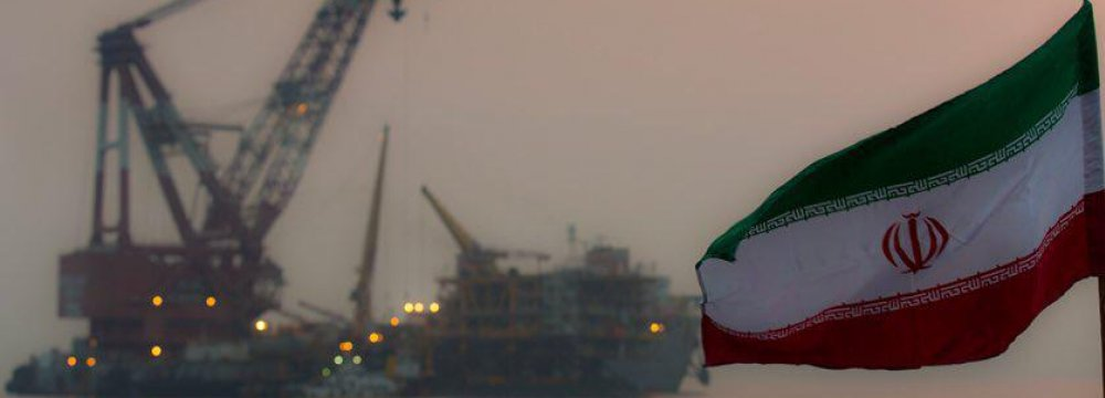 Iran Has No Plan to Cut Oil Output