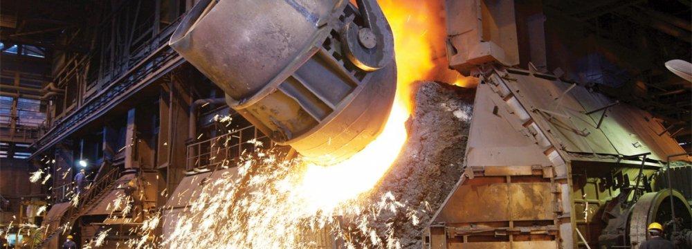 ISPA: $27.4b Needed for Iran Steel Development Plan