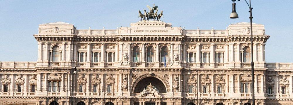 Italy Appeal Court Dismisses Iran Asset Seizure