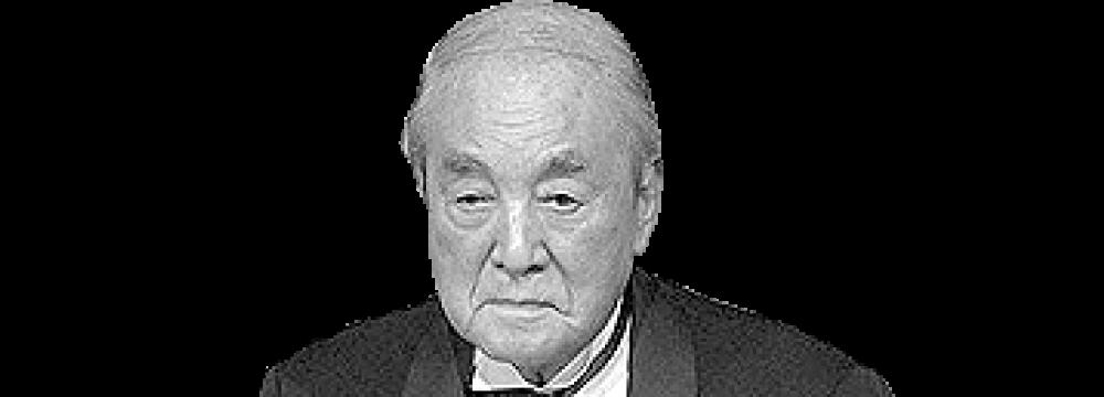 Former Japanese PM Nakasone Dies