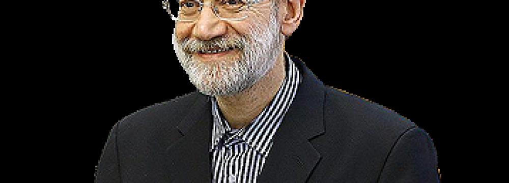 Larijani Departs From Top Economic Council