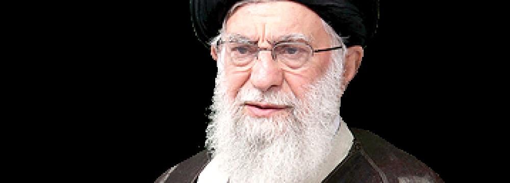 Iranian Youth Should Help Accelerate Nat'l Progress