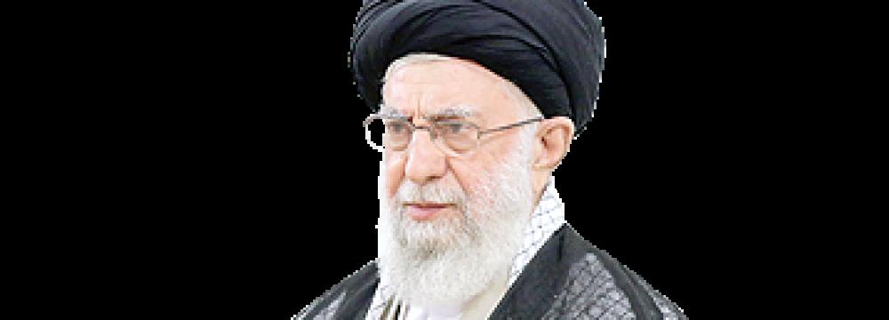 Leader Stresses Need to Foil Anti-Iran Propaganda