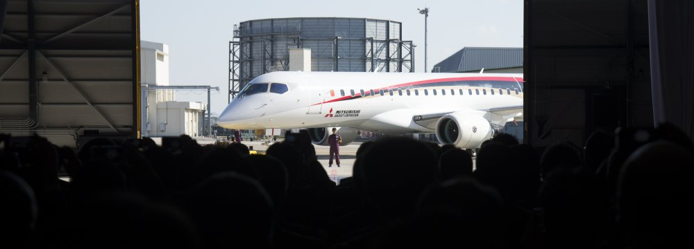 Japan Planemaker Holds Off Iran Plans Amid Trump Uncertainty - (Photo: atwonline.com)