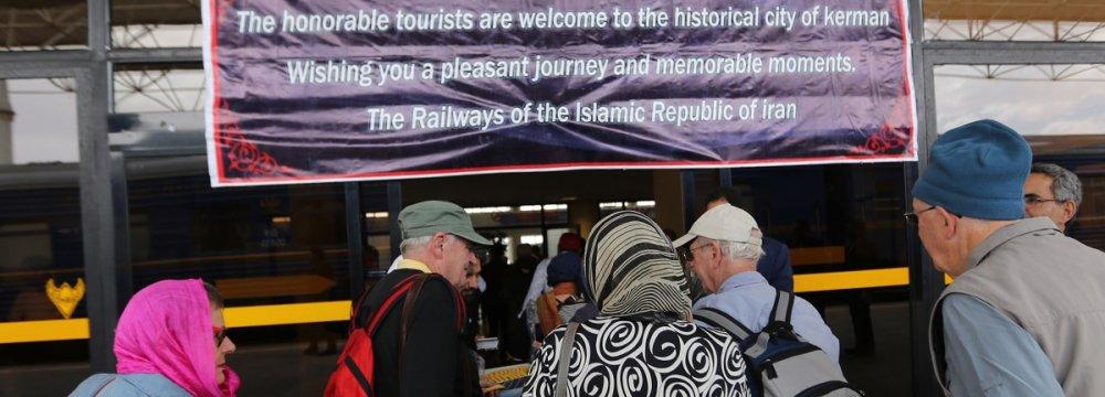 Iran's 2025 Tourism Target Elusive