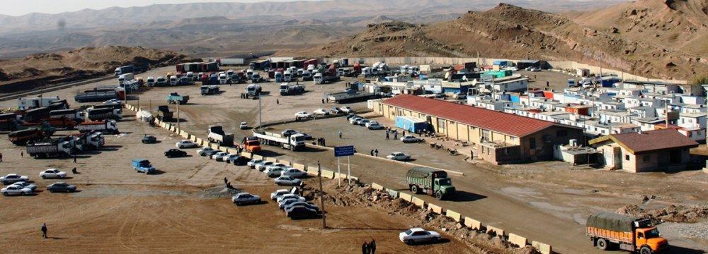 Iran Seeks Bigger Slice of Iraqi Market in the Face of US Sanctions
