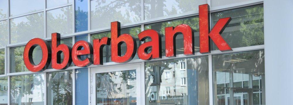 Oberbank Set to Finance Austrian Projects in Iran
