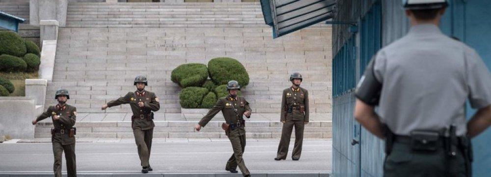 N. Korea Agrees to Talks as US, South Postpone Drills