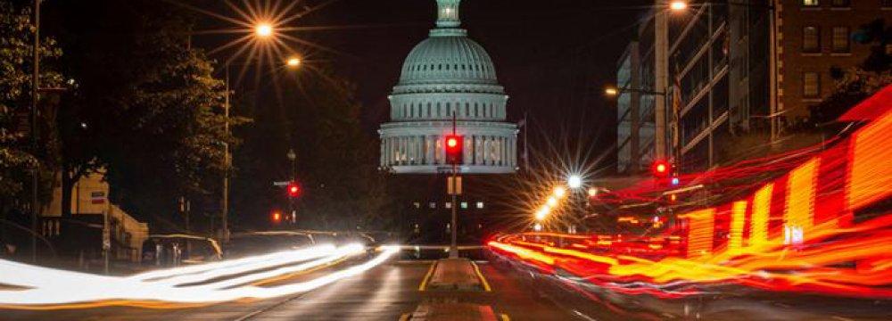 US Gov't Shut Down on Trump's First Anniversary