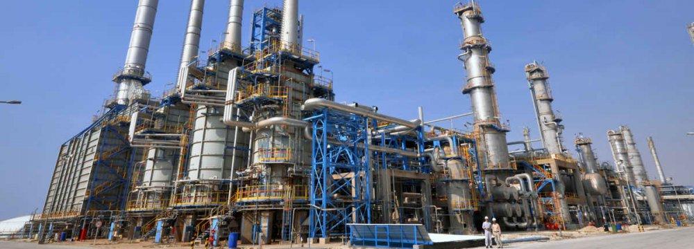 Nouri Petrochem Co. Sets Production Record