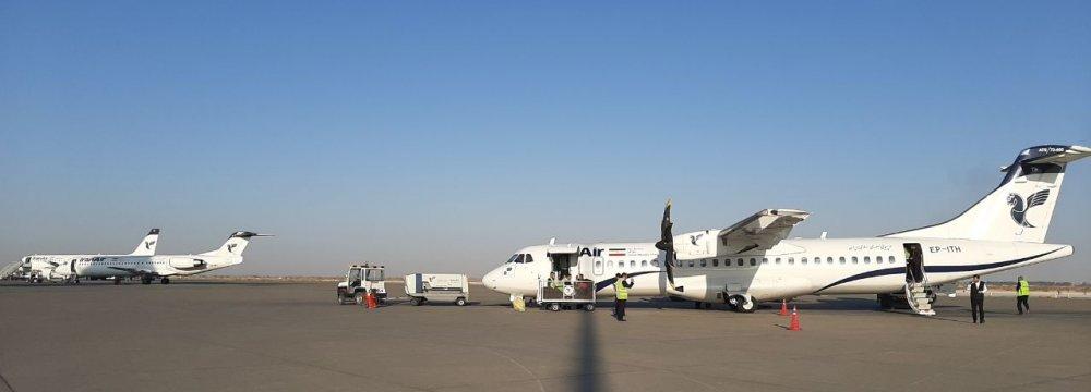 Iran Air Increases Domestic Flights