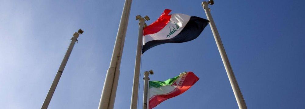 Washington Exempts Iraq From Iran Sanctions