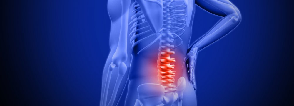 Being Active May Reduce Risk  of Chronic Low Back Pain