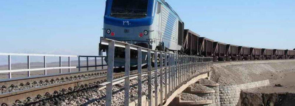 Iran to Host Talks on Regional Railroad