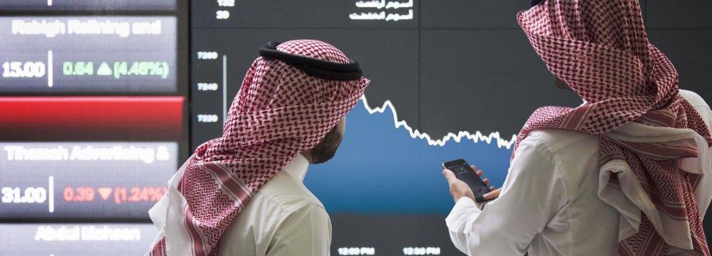 Saudi Arabia FDI Plummets