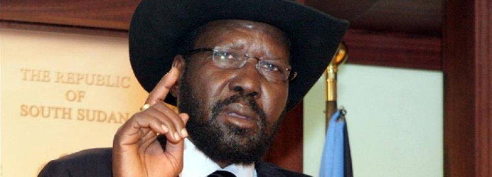 South Sudan Gov't, Rebels Sign Peace Deal