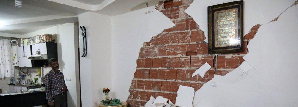 Housing for N. Khorasan Quake-Hit Families