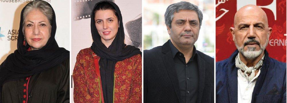 10 Iranian Cineastes Among New Oscar Academy Members