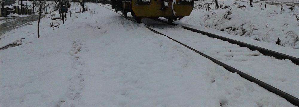 Rail & Snow